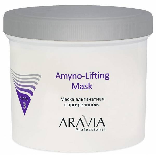 ARAVIA Маска альгинатная с аргирелином Amyno-Lifting