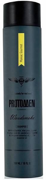 Protokeratin ProtoMen Мужской шампунь для душа Woodsmoke