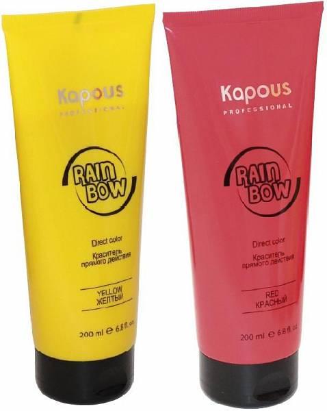 Kapous Professional Краситель прямого действия для волос Rainbow