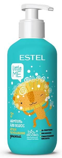 Estel Little Me Детский шампунь для волос Лёгкое расчёсывание