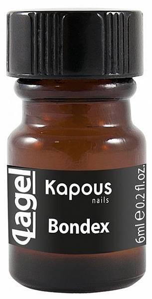 Kapous Manicure Lagel Бескислотное грунтовочное покрытие Bondex