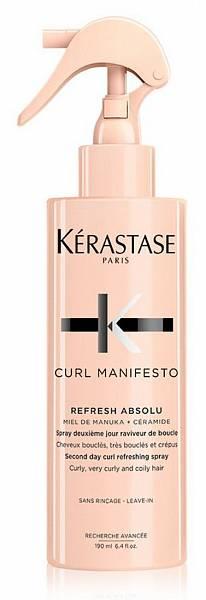 Kerastase Curl Manifesto Спрей Refresh Absolu