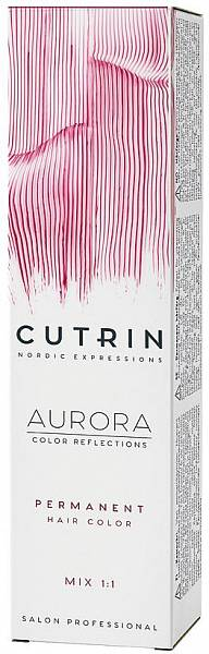 Cutrin Перманентная краска для волос AURORA