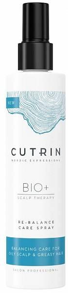 Cutrin Bio+ Re-Balance Несмываемый спрей-кондиционер для жирной кожи головы