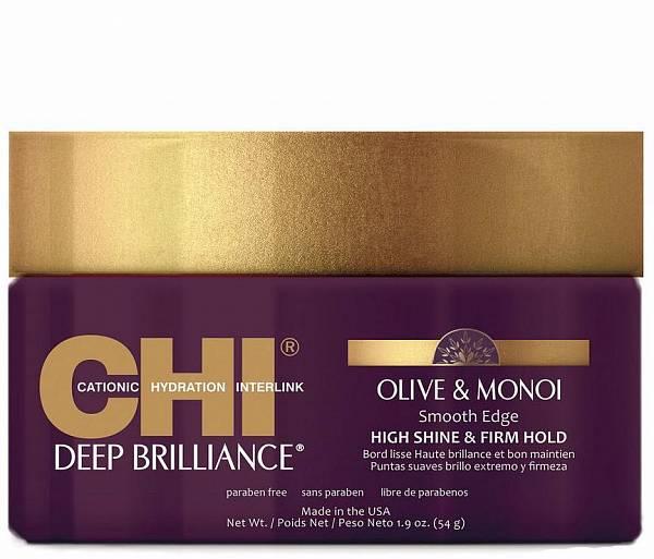 CHI Deep Brilliance Помада для придания волосам блеска и гладкой эластичной фиксации