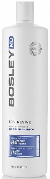 Bosley Revive Шампунь-активатор от выпадения и для стимуляции роста неокрашенных волос