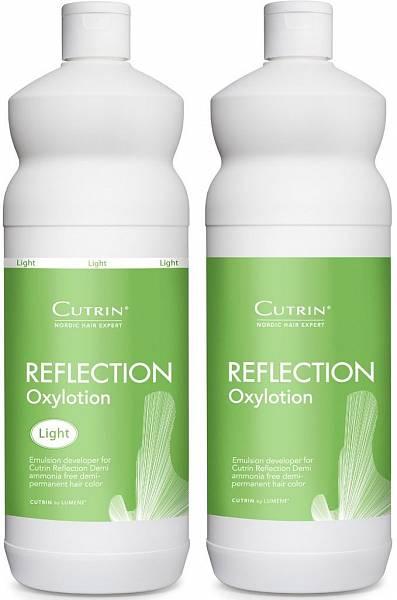 Cutrin Окислительный лосьон Reflection Demi