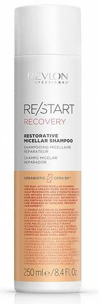 Revlon ReStart Recovery Мицеллярный шампунь для поврежденных волос