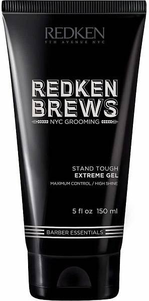 Redken Brews Гель для укладки Stand Tough Extreme Gel