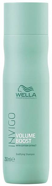 Wella Invigo Volume Boost Шампунь для придания объёма