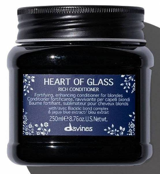 Davines Heart Of Glass Питательный кондиционер для защиты и сияния