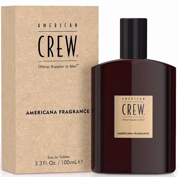 American Crew Туалетная вода для мужчин Americana Fragrance