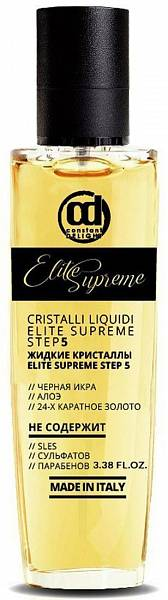 Constant Delight Elite Supreme Жидкие кристалы Шаг 5