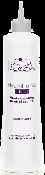 Hair Company INIMITABLE Tech Фиксатор-нейтрализатор жидкость для химической завивки волос Neutral Fixing Fluid