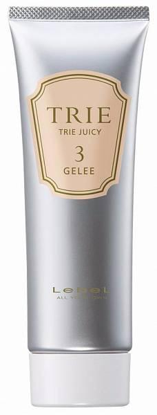 Lebel Trie Gelee&Cream Гель-блеск для укладки волос Juicy 3