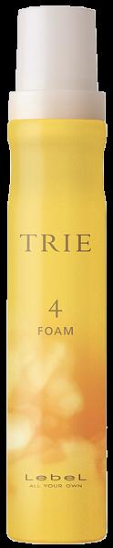 Lebel Trie Platinum Collection Пена для укладки Foam 4