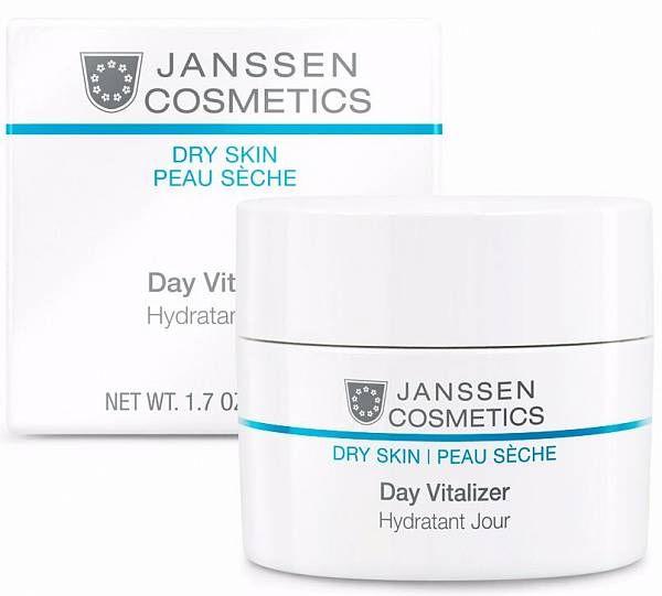 Janssen Dry Skin Увлажняющий дневной крем Day Vitalizer
