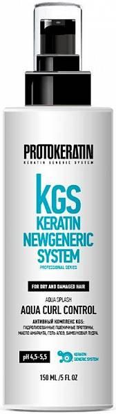 Protokeratin Aqua Splash Крем для текстурирования и контроля кудрей