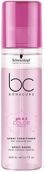 Schwarzkopf BC pH 4.5 Color Freeze Спрей-кондиционер для окрашенных волос