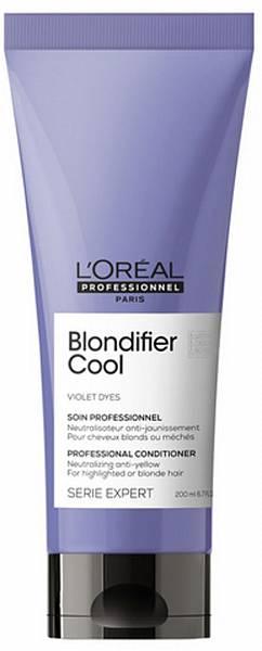 Loreal Blondifier Смываемый уход для холодных оттенков блонд Cool