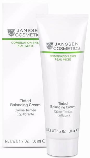 Janssen Combination Skin Балансирующий крем с тонирующим эффектом Tinted Balancing Cream