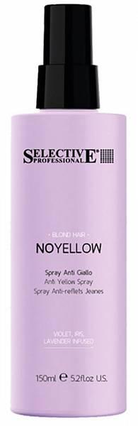 Selective Noyellow Несмываемый спрей для устранения нежелательных желтых оттенков