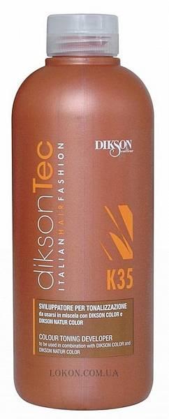Dikson Эмульсия для полуперманентного окрашивания K-35