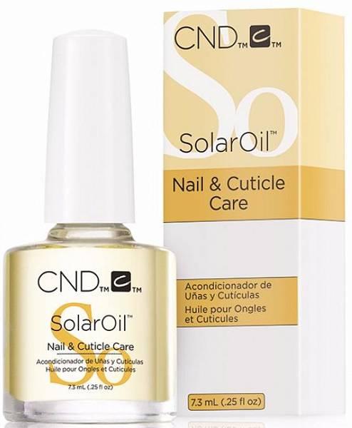 CND Масло для кутикулы и структуры Solar Oil