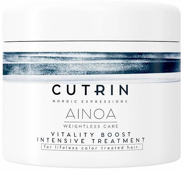 Cutrin AINOA Маска для сохранения цвета Vitality Boost