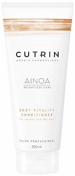 Cutrin AINOA Кондиционер для укрепления волос Body Vitality