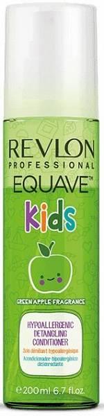 Revlon EQUAVE KIDS 2-х фазный кондиционер для детей облегчает расчёсывание
