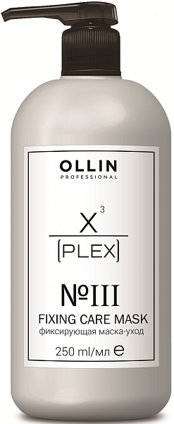 Ollin X-Plex Фиксирующая маска-уход №3