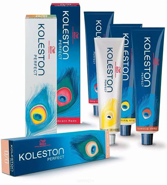 Wella Стойкая крем краска для волос Koleston Perfect