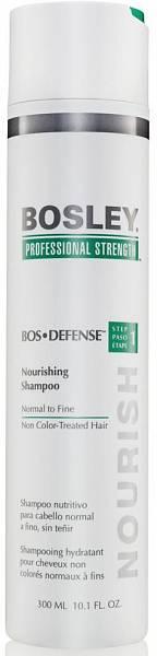 Bosley Defense Шампунь питательный для нормальных/тонких неокрашенных волос