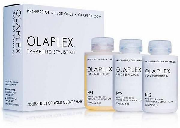 Olaplex Набор салона: Концентрат-защита No1 + Коктейль-фиксатор No2
