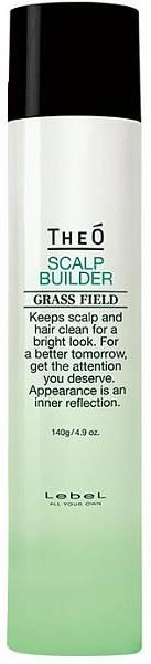 Lebel TheO Спрей для кожи головы стимулирующий Scalp Builder