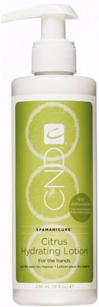 CND SPA Цитрус Увлажняющий лосьон Citrus Hydrating Lotion