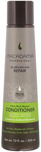 Macadamia Professional Кондиционер восстанавливающий для жёстких волос