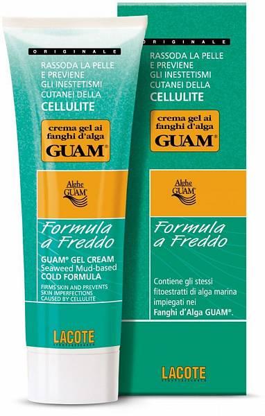 Guam Гель - лифтинг с охлаждающим эффектом Fanghi D'alga