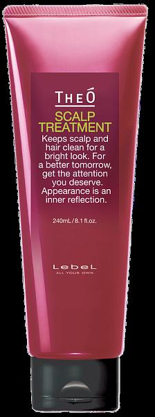 Lebel TheO Крем-уход для кожи головы Scalp Treatment