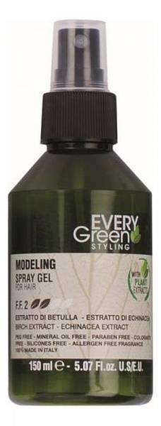 Dikson Everygreen Моделирующий гель - спрей средней фиксации