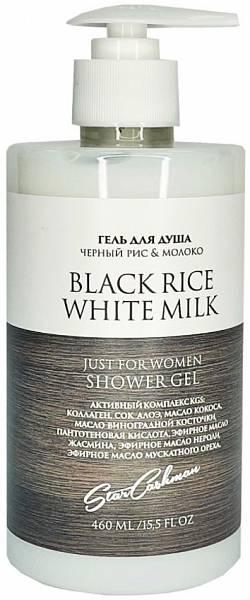 Protokeratin by Family Гель для душа с афродизиаками черный рис и белое молоко