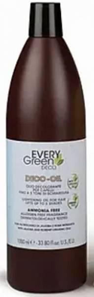 Dikson Everygreen Осветляющее масло для волос с жожоба