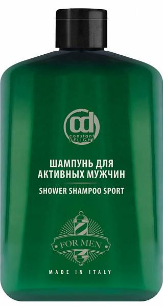 Constant Delight Barber Шампунь для активных мужчин