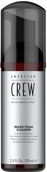 American Crew Очищающее средство для бороды Beard Foam