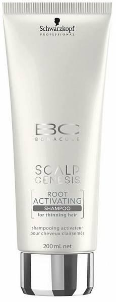 Schwarzkopf BC Scalp Genesis Шампунь для роста волос Root Activating