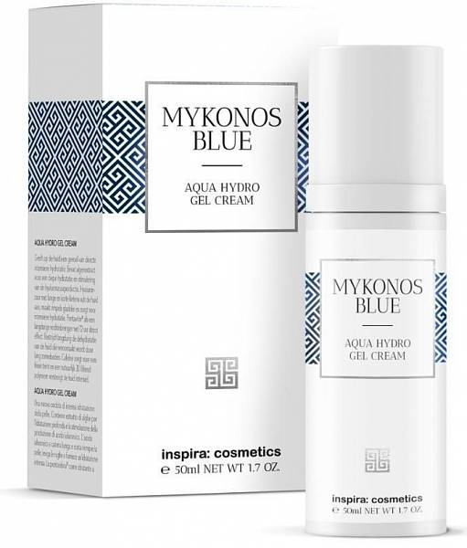 Inspira Mykonos Blue Интенсивно увлажняющий гель-крем Aqua Hydro