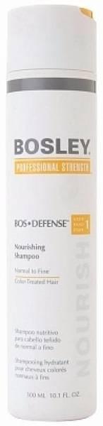 Bosley Defense Шампунь питательный для нормальных/тонких окрашенных волос