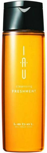 Lebel IAU Охлаждающий аромашампунь для жирной кожи головы Freshment