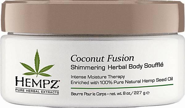 Hempz Суфле для тела с мерцающим эффектом Herbal Body Souffle